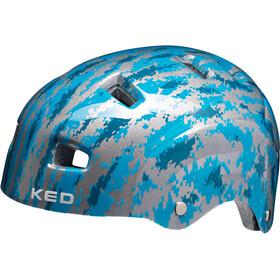 KED Risco K-Star - Casco de bicicleta - azul